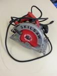 Skil Saw - red circular saw
