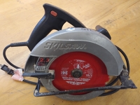 Skil Saw - black/grey circular saw