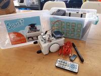 Sparki educational robot ***