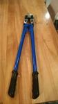 Chain cutter/bolt cutter -blue