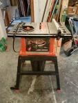 Black & Decker Table Saw