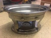 Chafing dish (no lid)