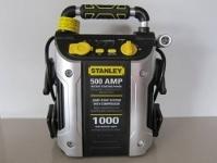 Jump-starter with compressor