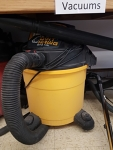 Wet Dry Shop Vacuum