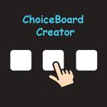 ChoiceBoard Creator app