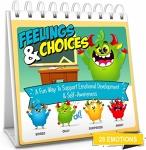 Feelings & Choices Flip Book