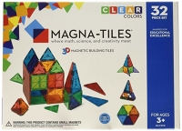 Magna-Tiles 32-Piece Set