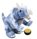 Triceratops Plush Toy