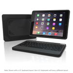 ZAGG Rugged iPad Air Case & Keyboard