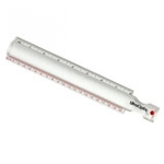 Bar Magnifier and Ruler