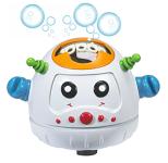 Bump'n Bubbles Robot