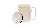 Cup with Rotatable Handle