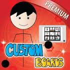 Custom Boards - Premium app