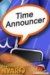 Time Announcer app