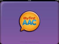 My First AAC app