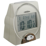 Talking Atomic Alarm Clock