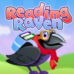 Reading Raven HD app