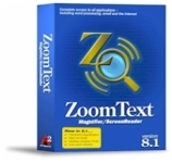 ZoomText: Magnifier/Reader