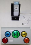 BIG Button iPod Remote