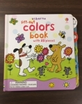 Lift-Out Colors Book