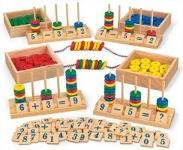 See & Solve Manipulative Kit
