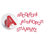 Easy-Grip Alphabet Stampers - Uppercase