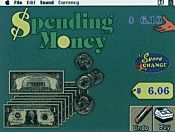 Dollars and Cents: Spending Money
