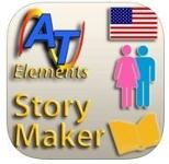 Alexicom Elements Story Maker app