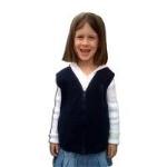 Weighted Fleece Vest