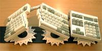 Comfort Keyboard System