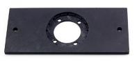 AbleNet Gooseneck Large Rectangular Mounting Plate