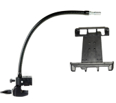 Gooseneck Mounting System with iPad Cradle