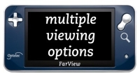 *FarView Video Magnifier