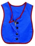 Dressing Button/Zipper Vest
