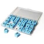 Jumbo Lowercase Alphabet Stamps