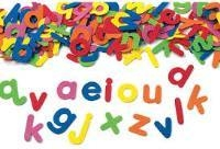 Magnetic Letters: Lowercase
