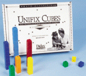 Unifix Cubes: 100 Interlocking Counting Cubes