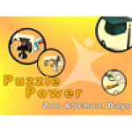 Puzzle Power: Zoo and School Days