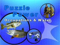 Puzzle Power: Occupation and Water