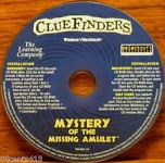 Clue Finders: Mystery of the Missing Amulet