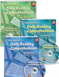 Daily Reading Comprehension Curriculum, Semester 1