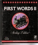 First Words Sterling Edition