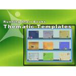 Running Start Books: Thematic Templates
