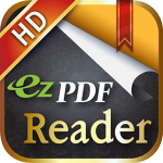 ezPDF Reader Interactive PDF Reader app