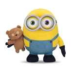 Minion Bob with Teddy Bear - Switch Adapted