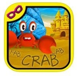Crabby Writer: Phonics Read & Write app