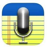AudioNote notetaking app