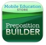 PrepositionBuilder app