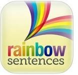 Rainbow Sentences app