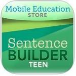SentenceBuilderTeen app